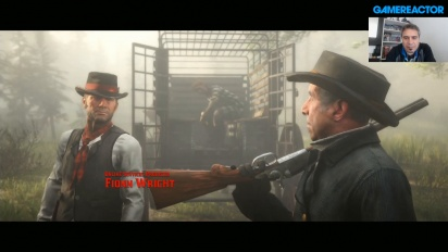 Livestream Replay - Red Dead Online