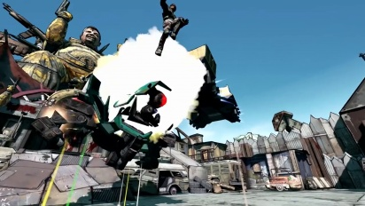 Borderlands 2 VR - Trailer de lançamento PC