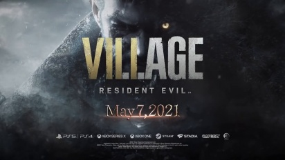 Resident Evil Village - Launch Trailer