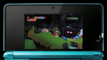 Cave Story 3D - Official Trailer