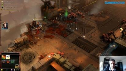 Uma Hora com Warhammer 40,000: Dawn of War 3
