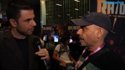 Raiders of the Broken Planet - Entrevista Enric Álvarez