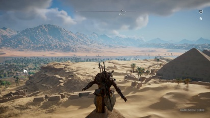 Assassin's Creed Origins - Biggest World Yet Developer Diary