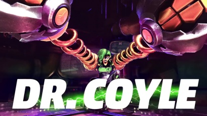 Arms - Introducing Dr. Coyle