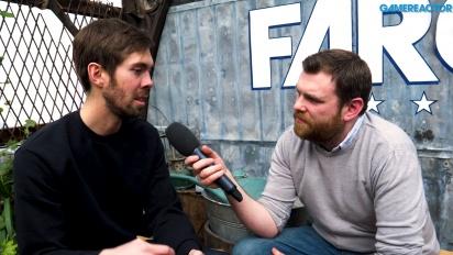 Far Cry 5 - Entrevista Phil Fournier