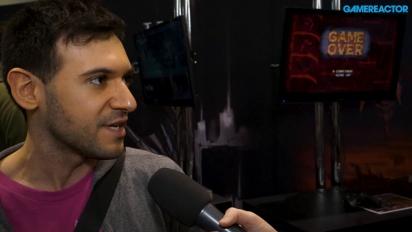 Blazing Chrome - Arnaud de Sousa Interview