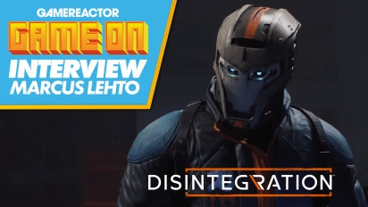 Disintegration - Marcus Lehto Launch Interview