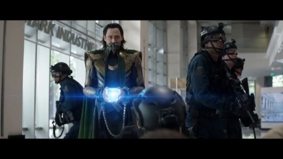 Loki - Trailer 1 Legendado