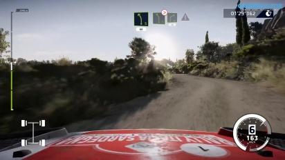 WRC 10 - Rally Italia Sardegna Full Stage 1440p Gameplay