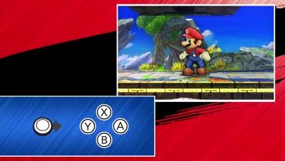 Super Smash Bros. Super Smash Bros. for Nintendo 3DS - 101: Episode 1