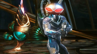 Injustice 2 - Introducing Black Manta