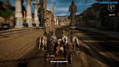 Assassin's Creed Origins - Corridas de bigas