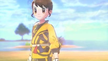 Pokémon Sword/Shield - Expansion Pass (Nintendo Direct Mini)