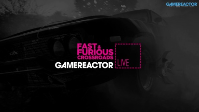 Fast & Furious Crossroads - Livestream Replay
