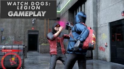 Watch Dogs: Legion - Gameplay #2