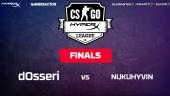 HyperX League 2v2 - FINALS - NUKUHYVIN vs d0sseri