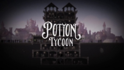 Potion Tycoon - Announcement Trailer