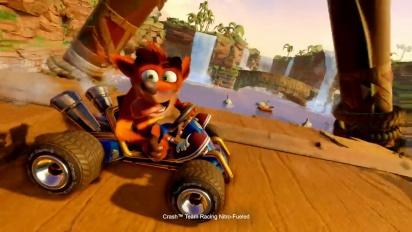 Crash Bandicoot - 25th Anniversary Celebration