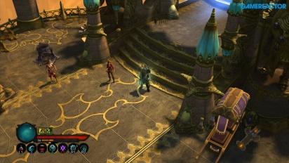 Diablo III: Necromancer - Jogabilidade 1
