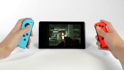 Wolfenstein II: The New Colossus - Switch Release Date Trailer