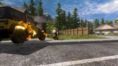 H1Z1 - PlayStation 4 Open Beta Trailer