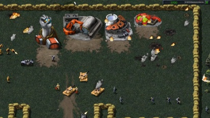 Command & Conquer Remaster - Teaser de Gameplay