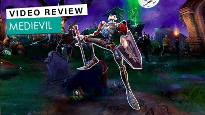 Video Review - MediEvil