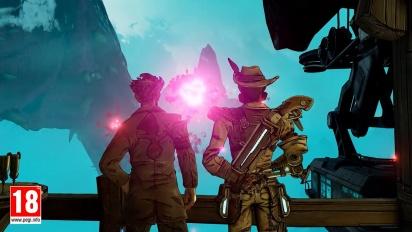 Borderlands 3 - Guns, Love, & Tentacles (DLC #2) Launch Trailer