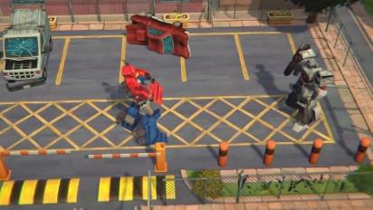 Transformers: Battlegrounds - Teaser Trailer