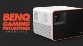BenQ Gaming Projectors Showcase