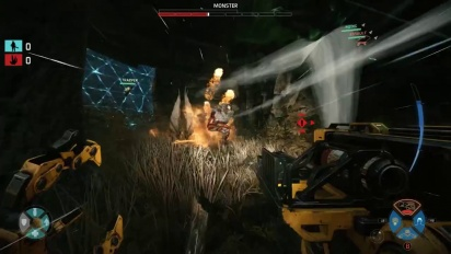 Evolve — Arena Mode Gameplay Reveal
