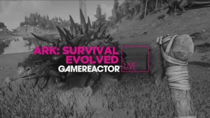 Ark: Survival Evolved - Livestream Replay
