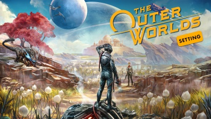 The Outer Worlds - O Universo (Patrocionado#3)