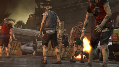 Dying Light - Trailer de Crossover com Left 4 Dead 2