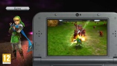 Hyrule Warriors Legends - Characters Trailer