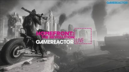 GRTV Repetição: Homefront: The Revolution