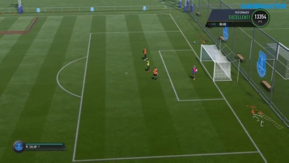 FIFA 17 - Passes e dribles