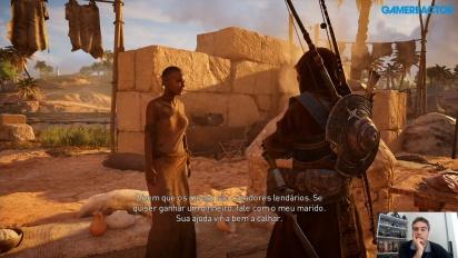 Livestream Replay: Assassin's Creed Origins