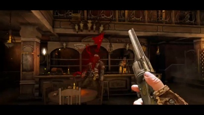 Call of Juarez: Gunslinger - Trailer de revelação de Nintendo Switch