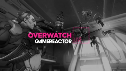 Livestream Replay - Overwatch Switch