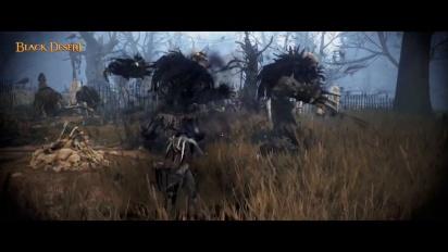 Black Desert Online - Succession Skills Trailer