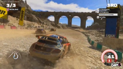 DIRT 5 - Italy Rally Cross