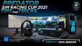 Acer Predator Sim Racing Cup - Predator Sim Racing Cup 2021 - Video #3: Trail Braking