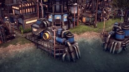 Endzone - A World Apart: Prosperity - Gameplay Trailer