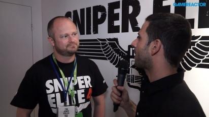 Sniper Elite 4 - Entrevista Tim Jones