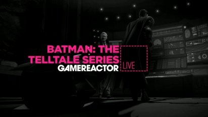 GRTV Repetição - Batman: The Telltale Series - Episódio 1