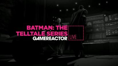 GRTV Repetição - Batman: The Telltale Series - Episódio 1