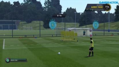 FIFA 17 - Lances de bola parada