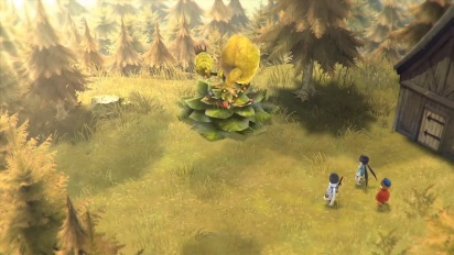 Lost Sphear - Welcome to the World of Lost Sphear
