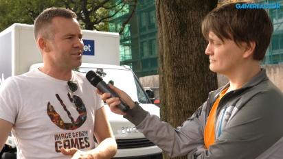 SteamWorld Dig 2 - Entrevista Brjann Sigurgeirsson